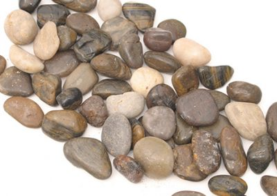 Mixed Polished Chinese Pebbles Mini 10-20mm
