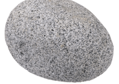 Silver Grey Granite Cobble Dry