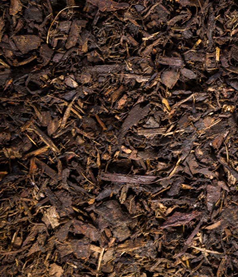 Bark and Topsoil